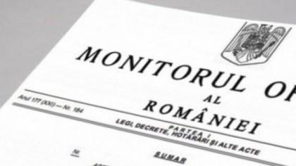 Guvernul Dăncilă, ultima mutare oficială! Decizia a apărut în Monitorul Oficial astăzi